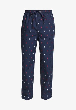 Pyjama bottoms - cruise navy