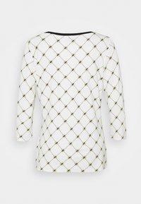 comma - T-shirt à manches longues - white - 1