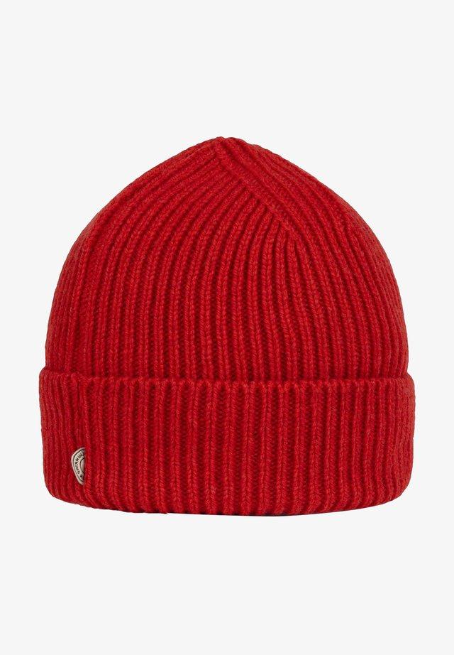 AMOR - Beanie - red
