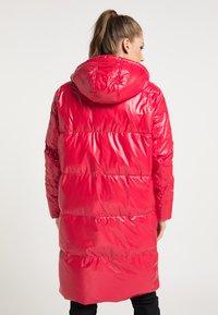 myMo ROCKS - Winter coat - rot - 2