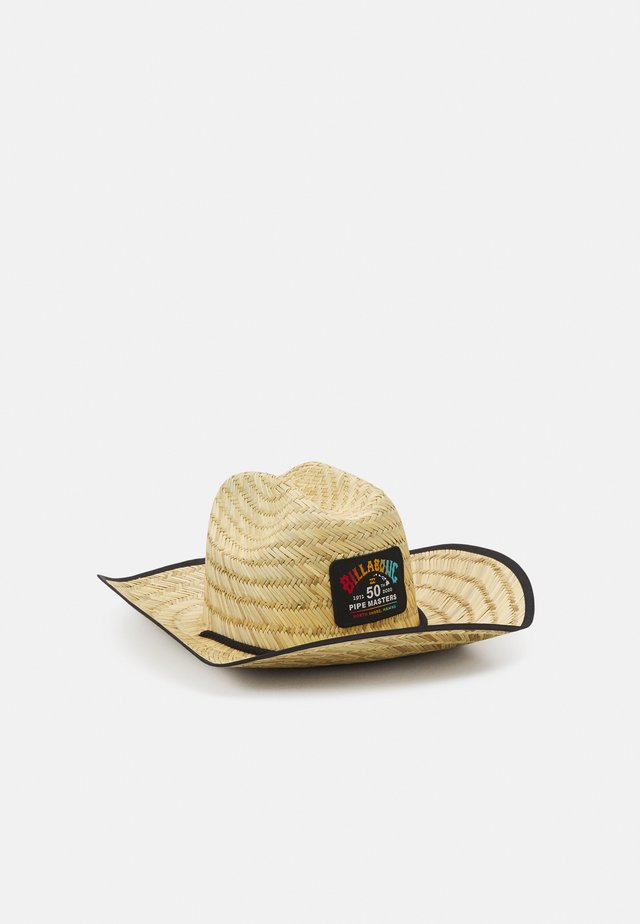 PIPE TIDES UNISEX - Hatt - natural