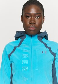 Under Armour - OUTRUN THE STORM  - Sports jacket - equator blue - 4