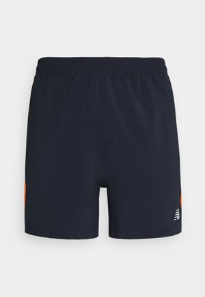ACCELERATE - Sports shorts - blue/orange