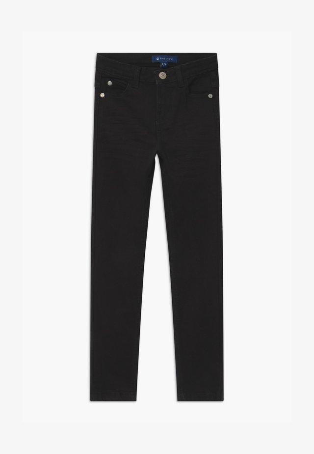 OSLO SUPER SLIM - Jeans Skinny - black