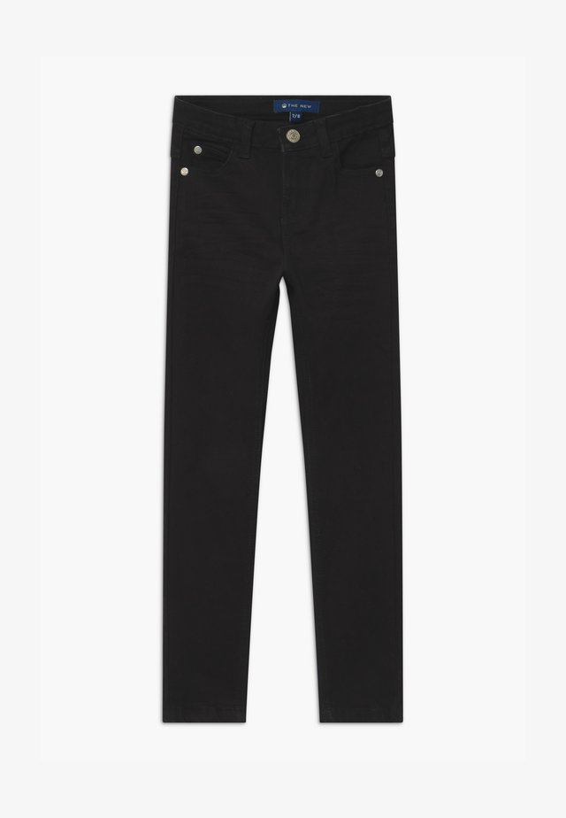 OSLO SUPER SLIM - Jeans Skinny Fit - black