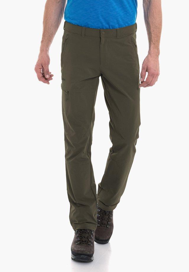 KOPER - Trousers - 6720 - grün