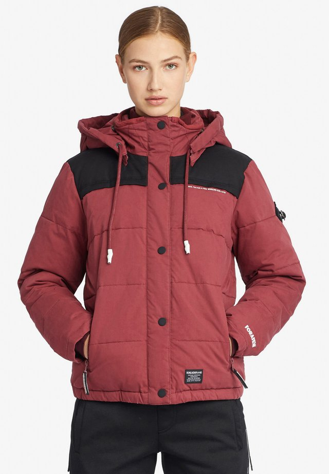 MOLT - Giacca invernale - red