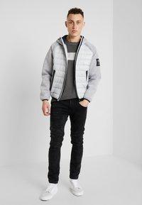 Replay - ZALDOK - Slim fit jeans - black - 1