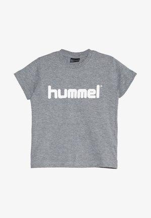 KIDS LOGO - T-shirt imprimé - grey melange