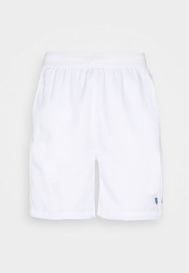 HYPERCOURT EXPRESS SHORT - Short de sport - white/dark blue