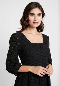 Love Copenhagen - MIRDALC DRESS - Day dress - pitch black - 4