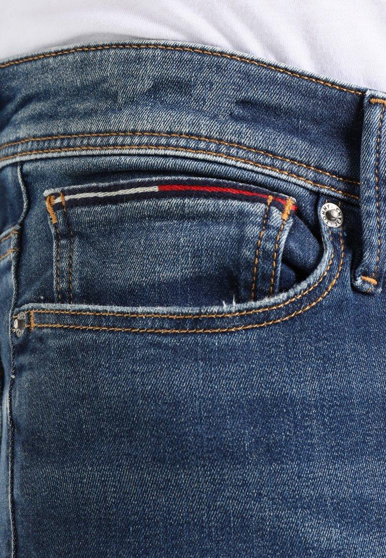Grillo lavandería Nota  Tommy Jeans SKINNY SIMON - Jeans Skinny Fit - blue denim - Zalando.ie