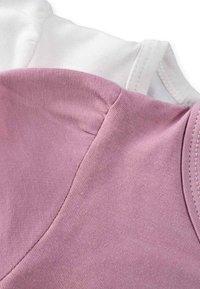 Cigit - Basic T-shirt - pink - 2