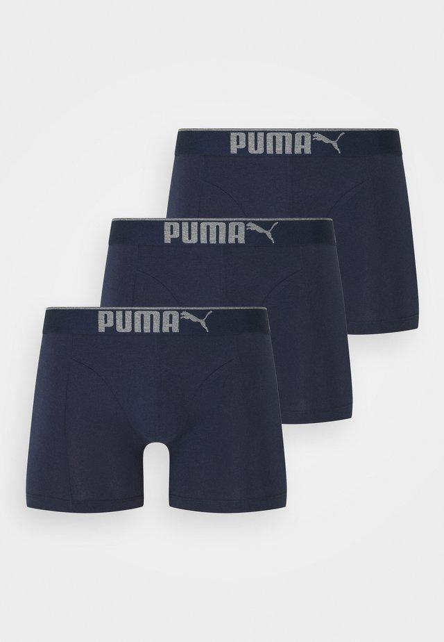 PREMIUM 3 PACK - Culotte - navy