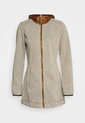 ARENDSEE - Fleece jacket - hazel