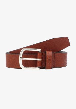 SASHY - Belt - medium brown
