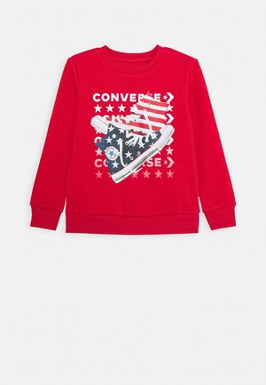 AMERICANA SHOES CREW - Sweatshirt - university red