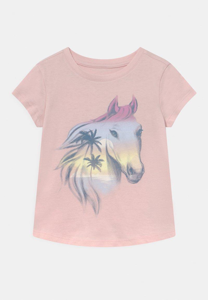 GAP - GIRLS - T-shirts print - misty rose