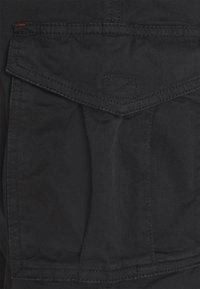 Blend - PANTS - Cargo trousers - black - 2