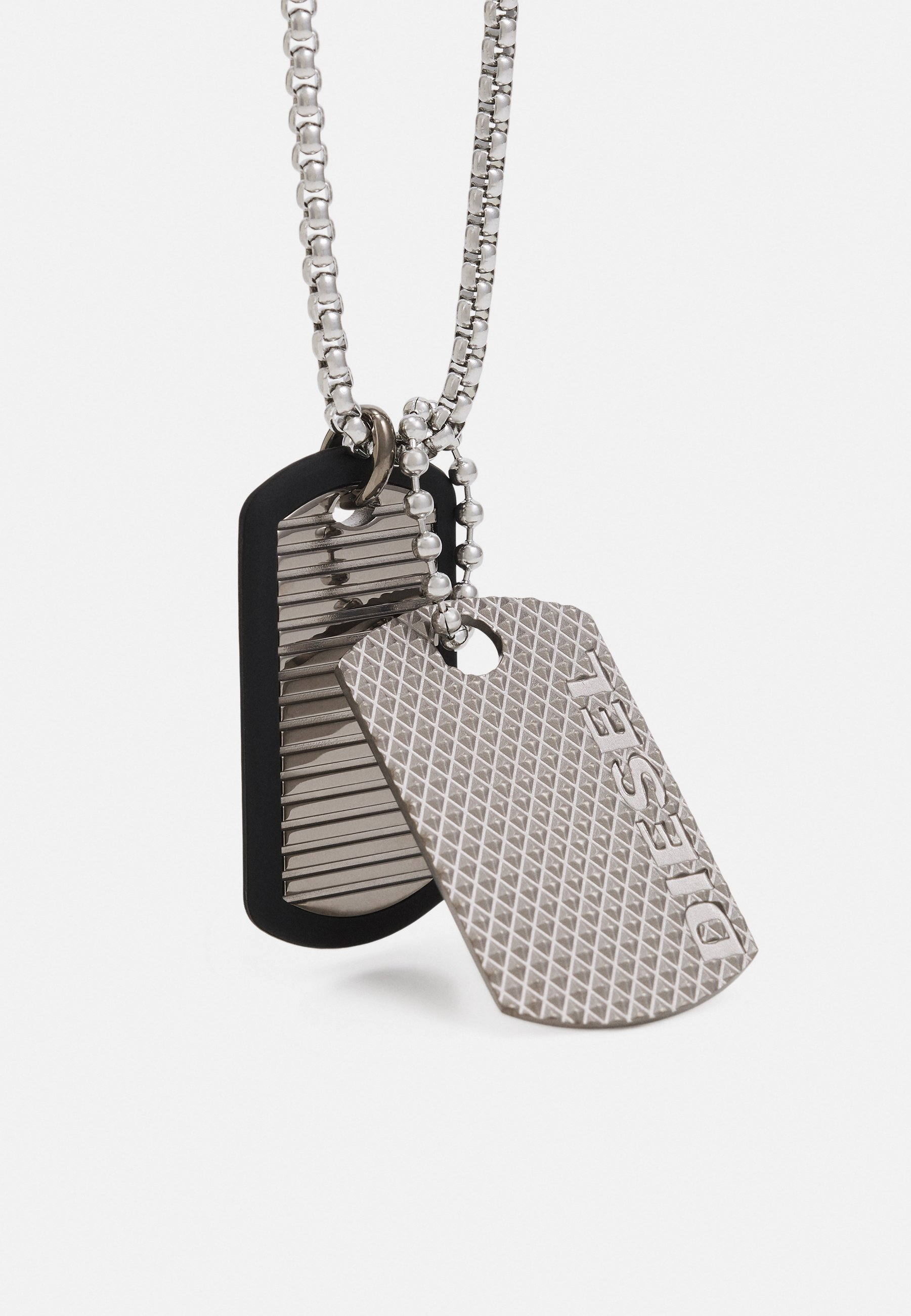 Homme DOUBLE DOGTAGS - Collier