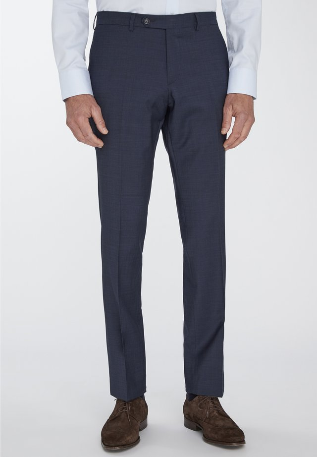 SPLIT BUCK NOOS - Pantalon - blue