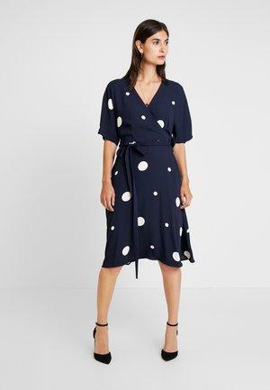 NEW DULL - Denní šaty - navy