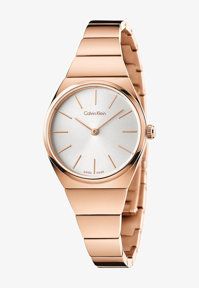 SUPREME - Watch - rosegold-colored