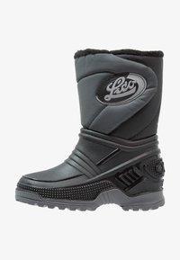 LICO - TERRA - Vysoká obuv - schwarz/grau - 1