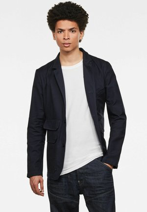UTILITY 4 BUTTON - Blazer jacket - mazarine blue