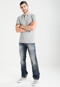 Tommy Jeans - ORIGINAL RYAN PEB - Džíny Straight Fit - penrose blue - 1