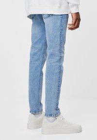Bershka - Jeans slim fit - blue denim - 2