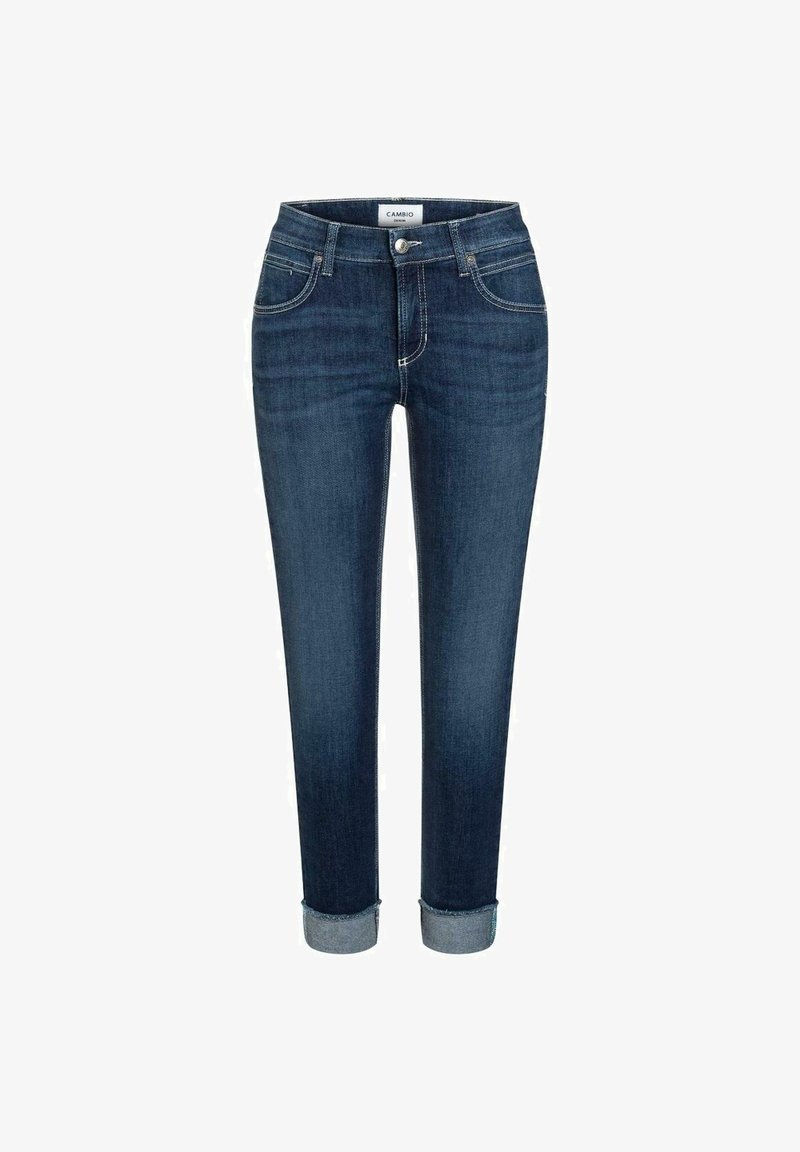 Cambio - Slim fit jeans - dark modern used
