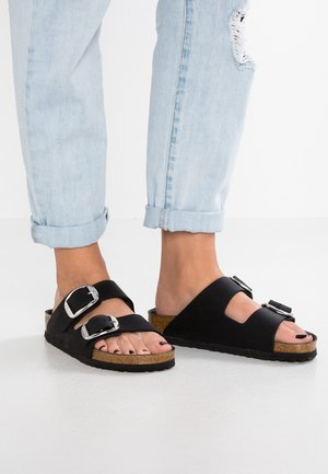 ARIZONA BIG BUCKLE - Mules - black