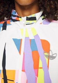 adidas Originals - UNISEX LOVE UNITES - Summer jacket - multicolor - 5