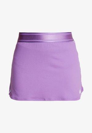 DRY SKIRT - Sports skirt - purple/white