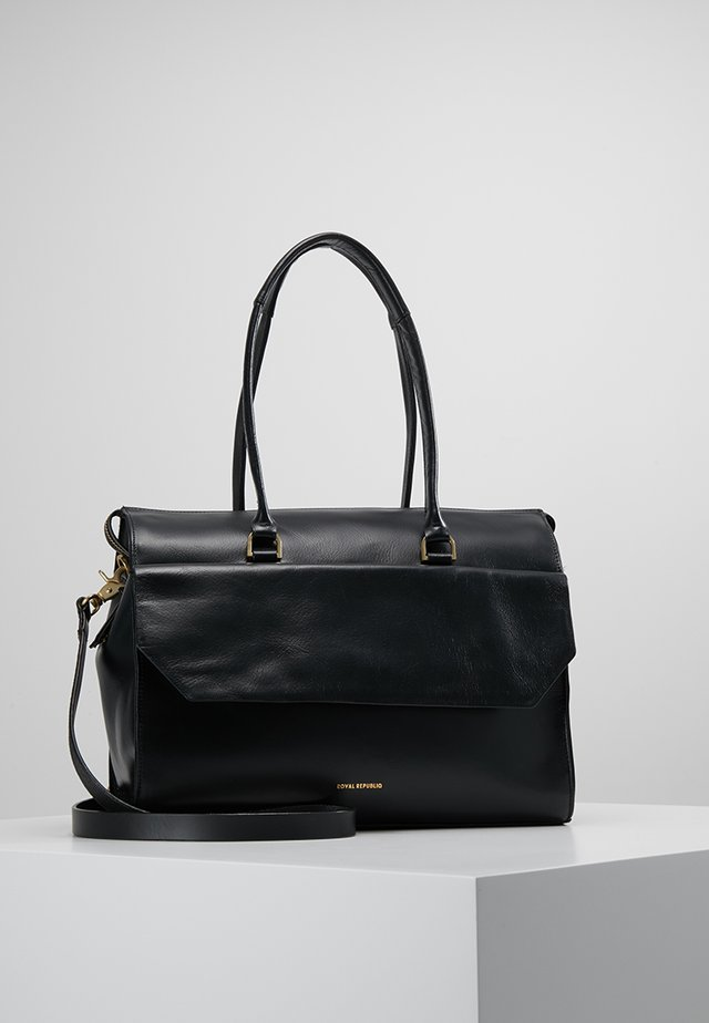 EMPRESS DAY BAG - Handtas - black