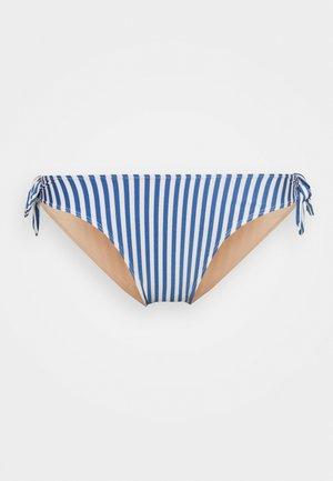 ALEXIA BRIEFS - Bikini bottoms - blue