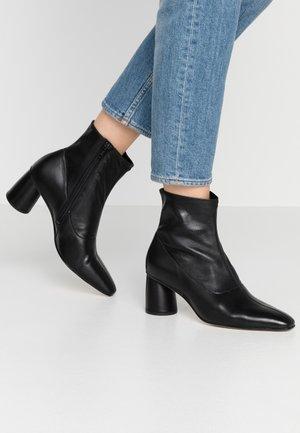 Støvletter - schwarz