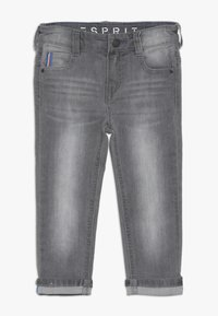 Esprit - DIVERS  - Jeans slim fit - grey denim - 0