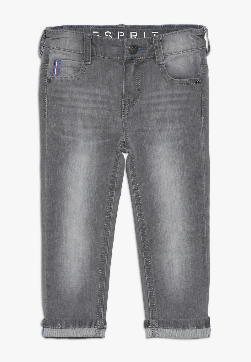 Esprit - DIVERS  - Jeans slim fit - grey denim