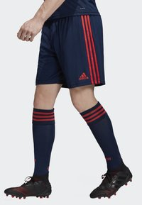 adidas Performance - FC BAYERN THIRD SHORTS - Short de sport - blue - 4