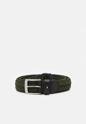 ADAN STRIPE - Belt - green mix