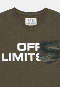 Staccato - TEENAGER - T-shirt print - olive - 2