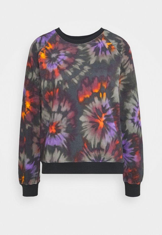 YSTAD RAGLAN TIE DYE - Sweatshirt - multi color