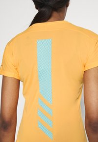 adidas Performance - TERREX PARLEY AGRAVIC ALLAROUND - Print T-shirt - orange - 3