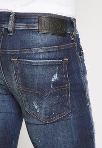 Diesel - SLEENKER-X - Jeans slim fit - 0097l01 - 4