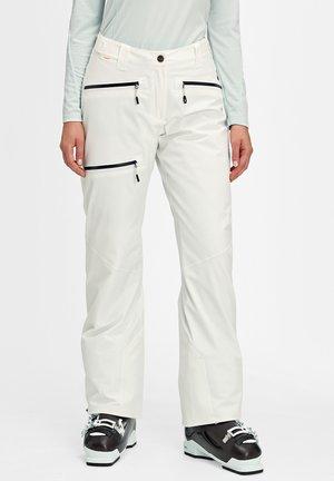 STONEY - Snow pants - bright white