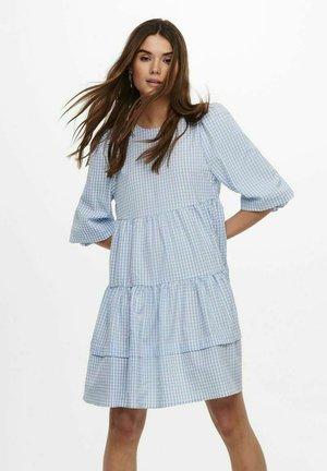 RÜCKENDETAIL - Day dress - cashmere blue