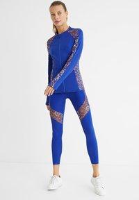 Desigual - Sweatshirt - blue - 1