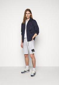 Polo Ralph Lauren - TECH - Spodnie treningowe - smoke heather - 1